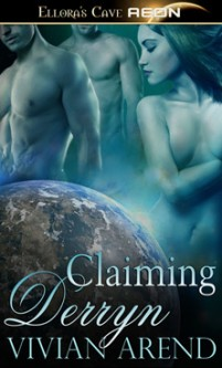 Cover- Claiming Derryn