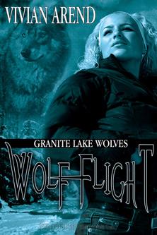 Cover - Wolf Flight