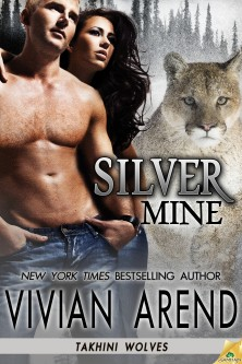 Silver Mine Cover, couple with cougar