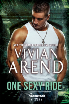 Arend, Vivian- One Sexy Ride (final)