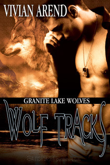 Cover - Wolf Tracks