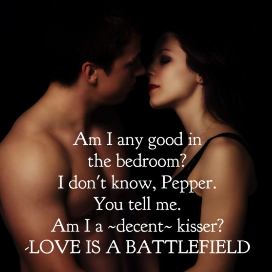 Love is a battlefield_WS