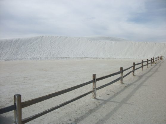 New Mexico- White Sands momument