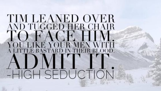 high seduction bastard