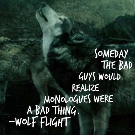 Wolf Flight 2