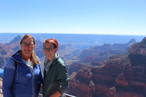 16 North rim Grand Canyon