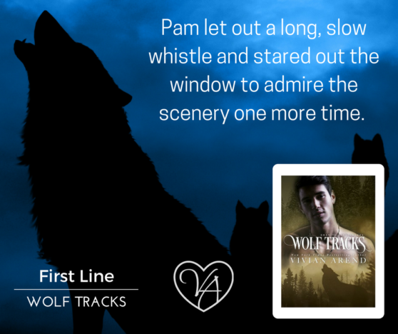 WOLF TRACKS first line