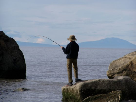 05 Fishing off the Kenai Penisula