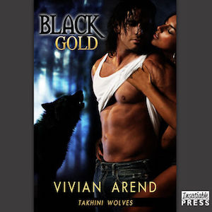 Black Gold audiobook by Vivian Arend