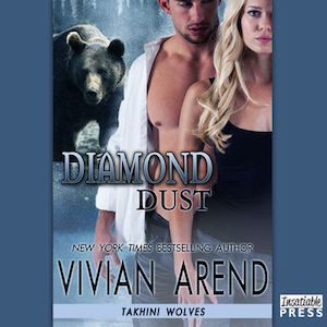 Diamond Dust audiobook by Vivian Arend