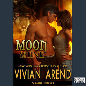 Moon Shine audiobook by Vivian Arend
