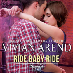 Ride Baby Ride by Vivian Arend