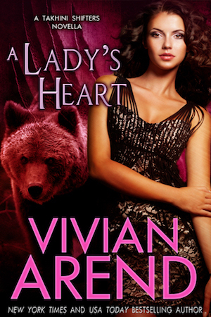 A Lady's Heart by Vivian Arend