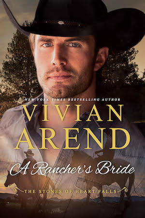 A Rancher's Bride by Vivian Arend
