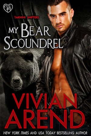 My Bear Scoundrel by Vivian Arend