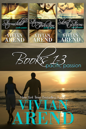 Pacific Passion: Books 1-3