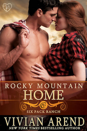 Rocky Mountain Home by Vivian Arend