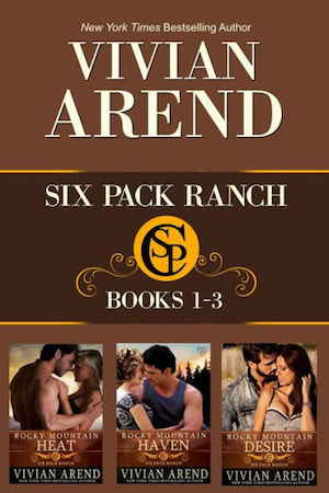 Six Pack Ranch Vol. 1 by Vivian Arend