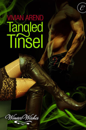 Tangled in the Tinsel by Vivian Arend