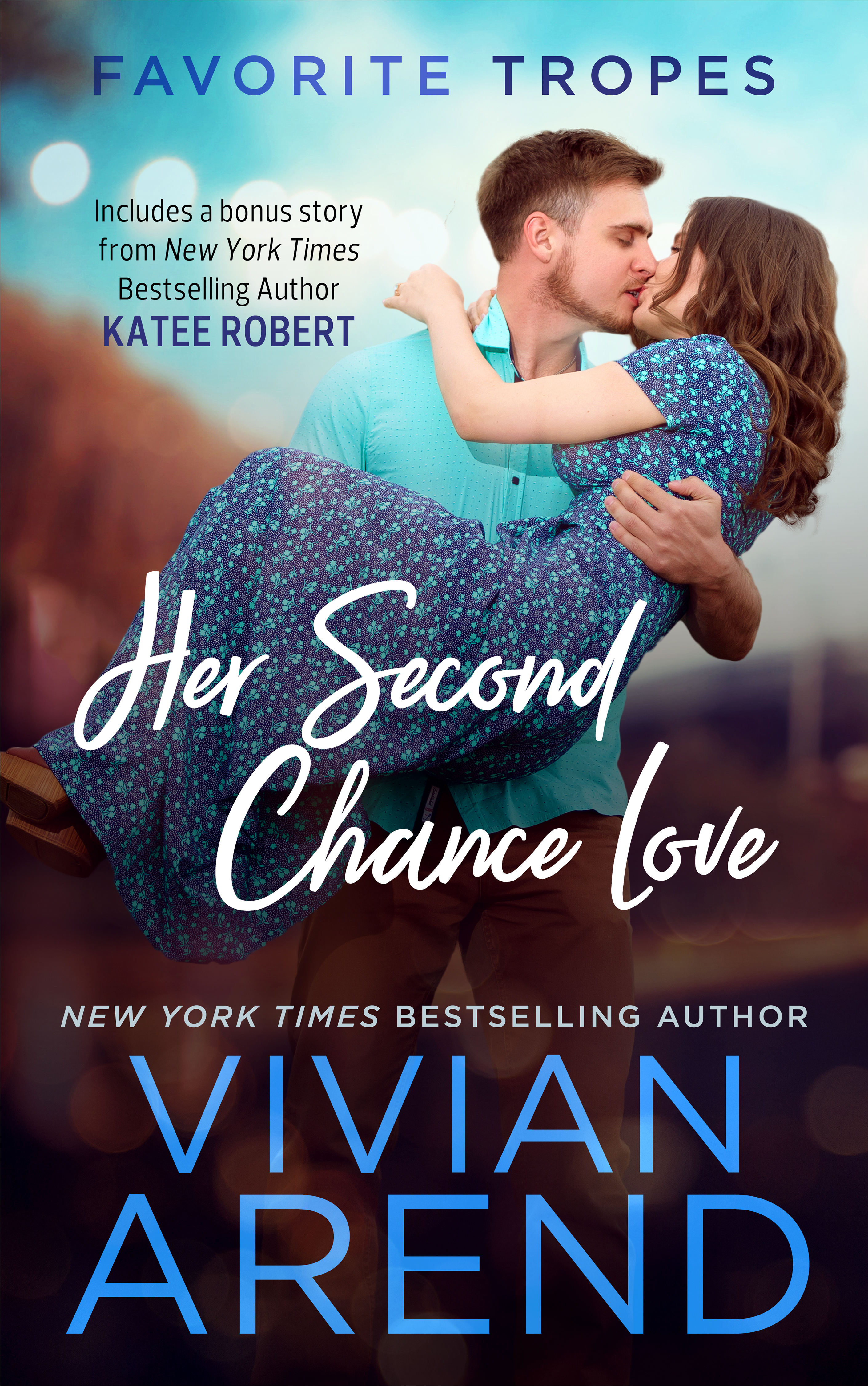 Her Second Chance Love