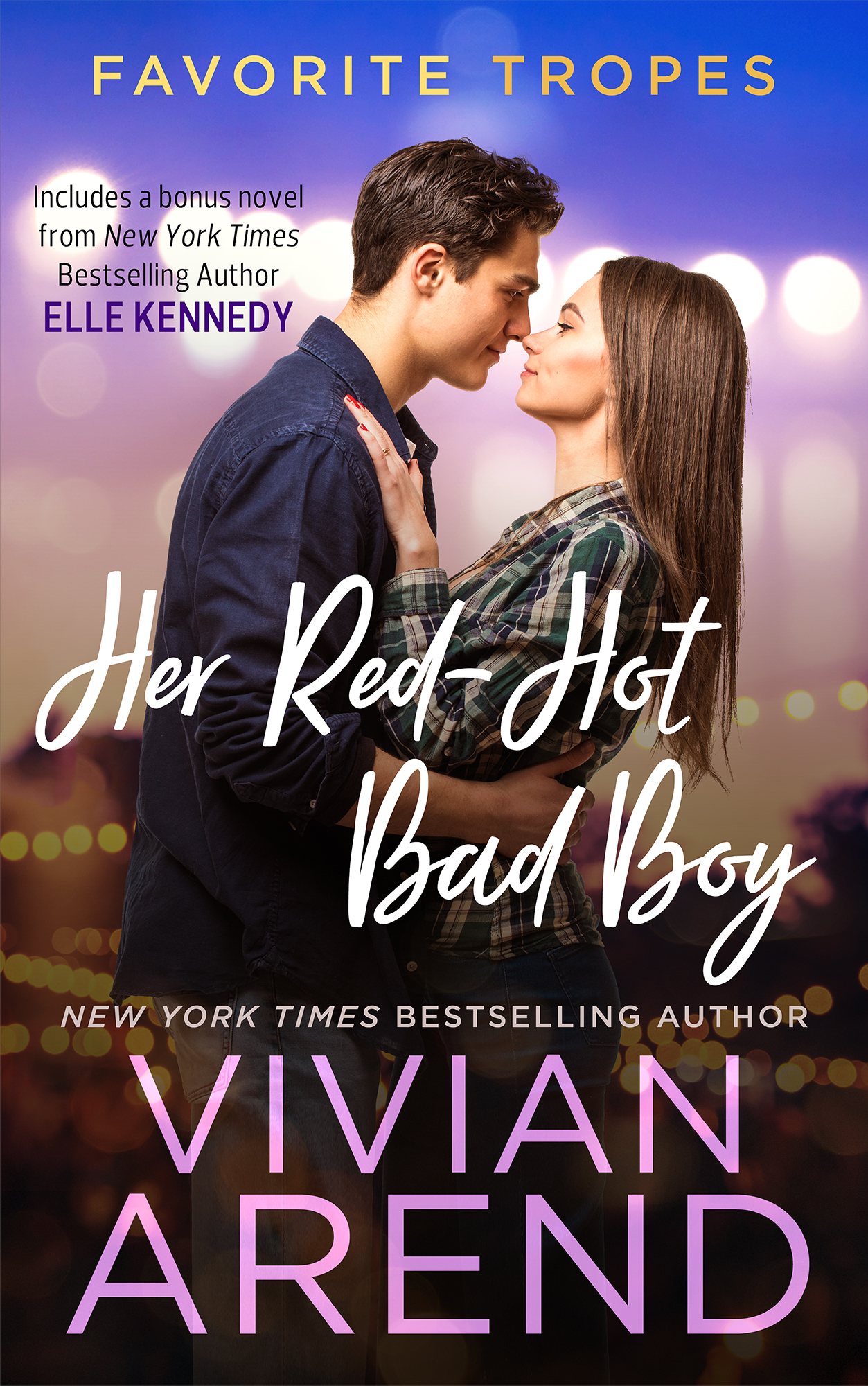 Her Red-Hot Bad Boy