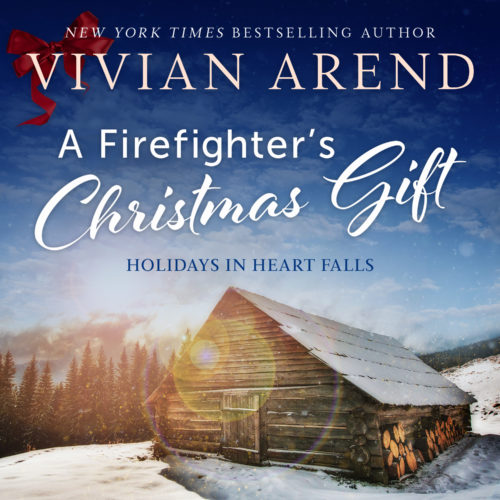 A Firefighter's Christmas Gift audiobook by Vivian Arend