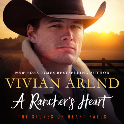 A Rancher's Heart audiobook by Vivian Arend