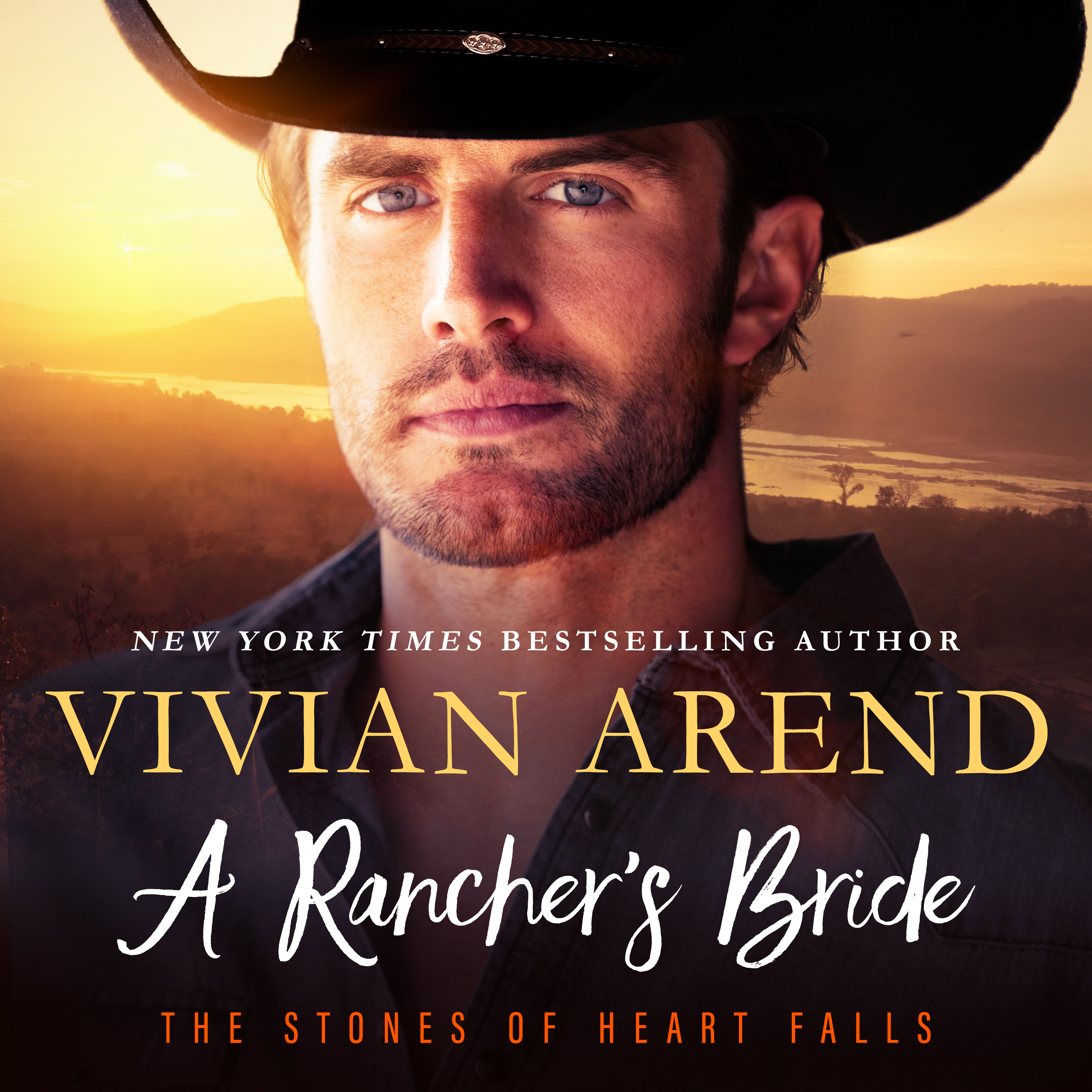 A Rancher's Bride audiobook by Vivian Arend