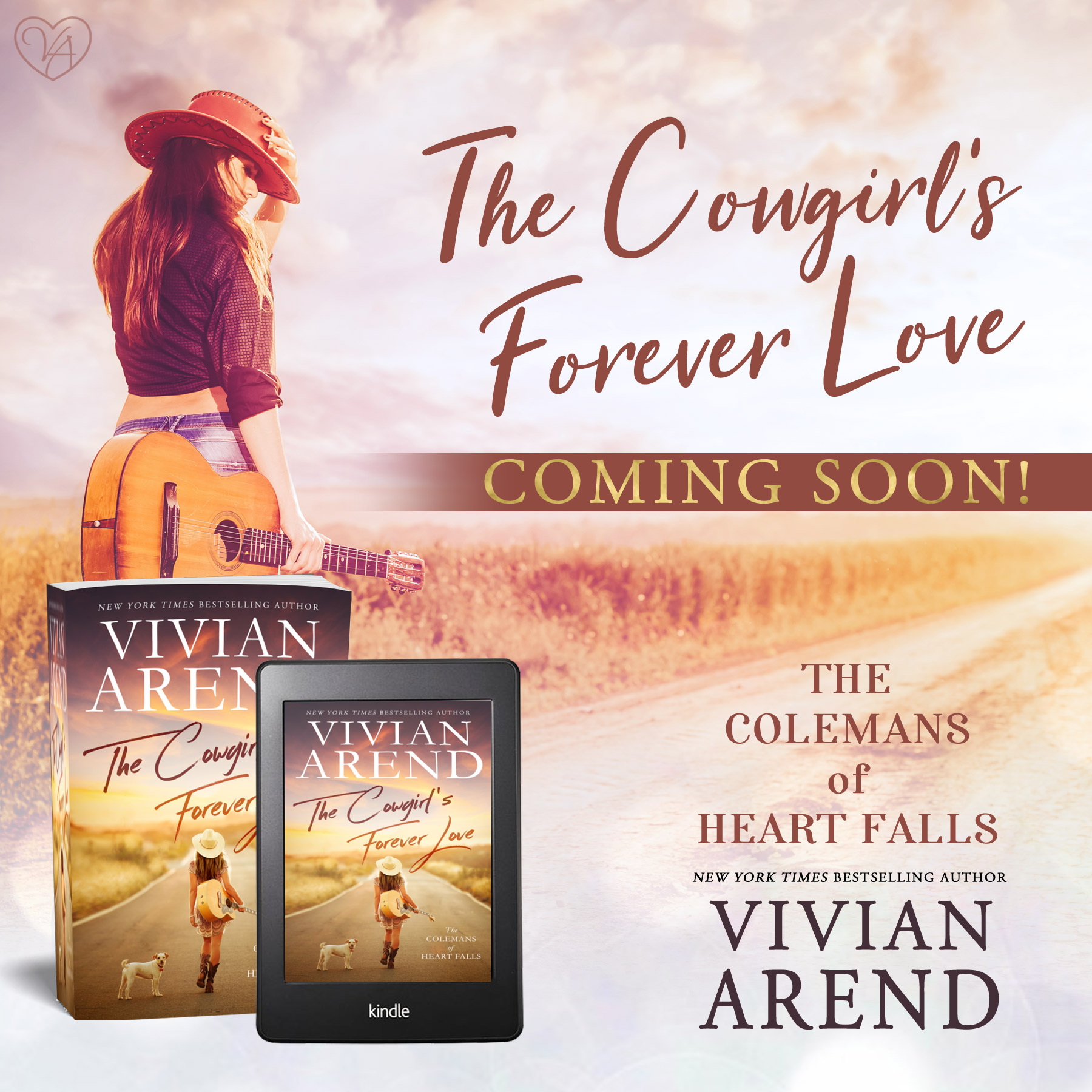 The Cowgirls Forever Love comingsoon FINAL