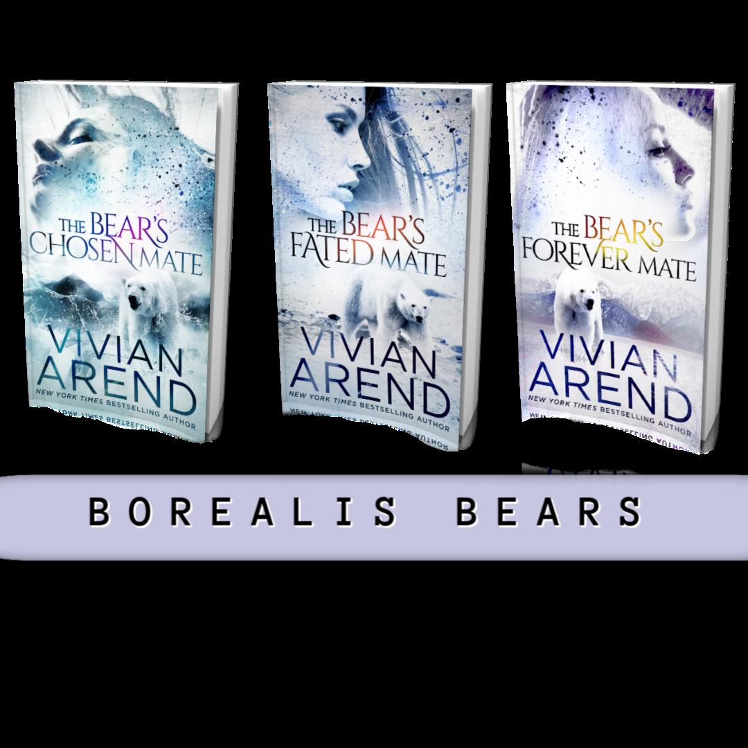 Borealis series white
