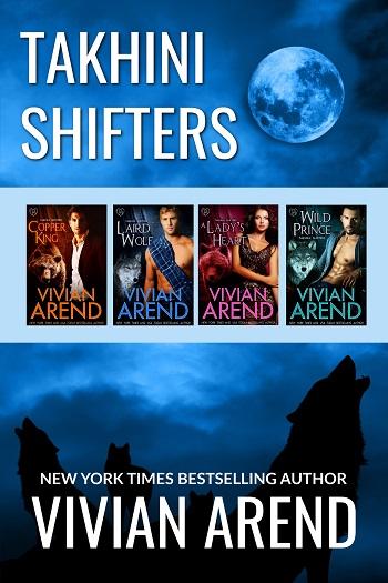 Takhini Shifters: Books 1-4