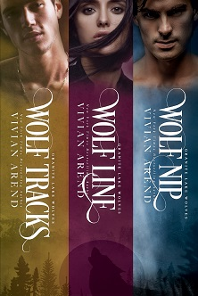 Granite Lake Wolves: Books 4-6