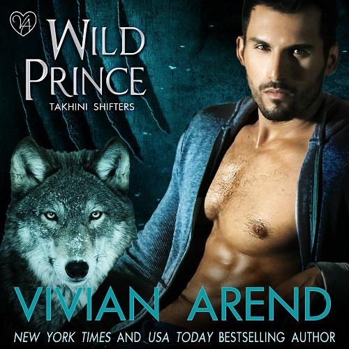Wild Prince audiobook by Vivian Arend