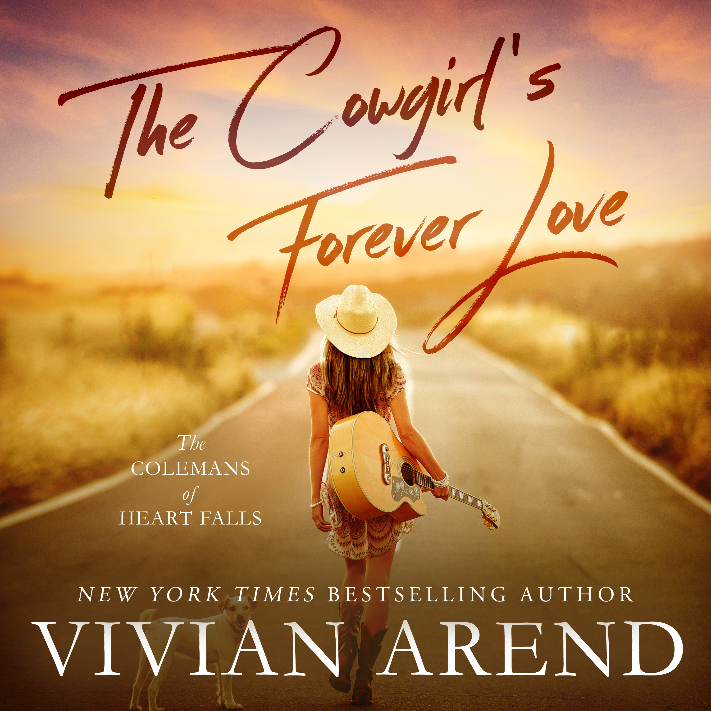 The Cowgirl's Forever Love audiobook by Vivian Arend