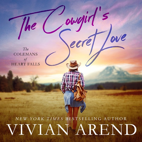 The Cowgirl's Secret Love audiobook by Vivian Arend