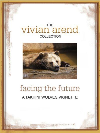 Facing the Future Vignette 1 (vignette) by Vivian Arend