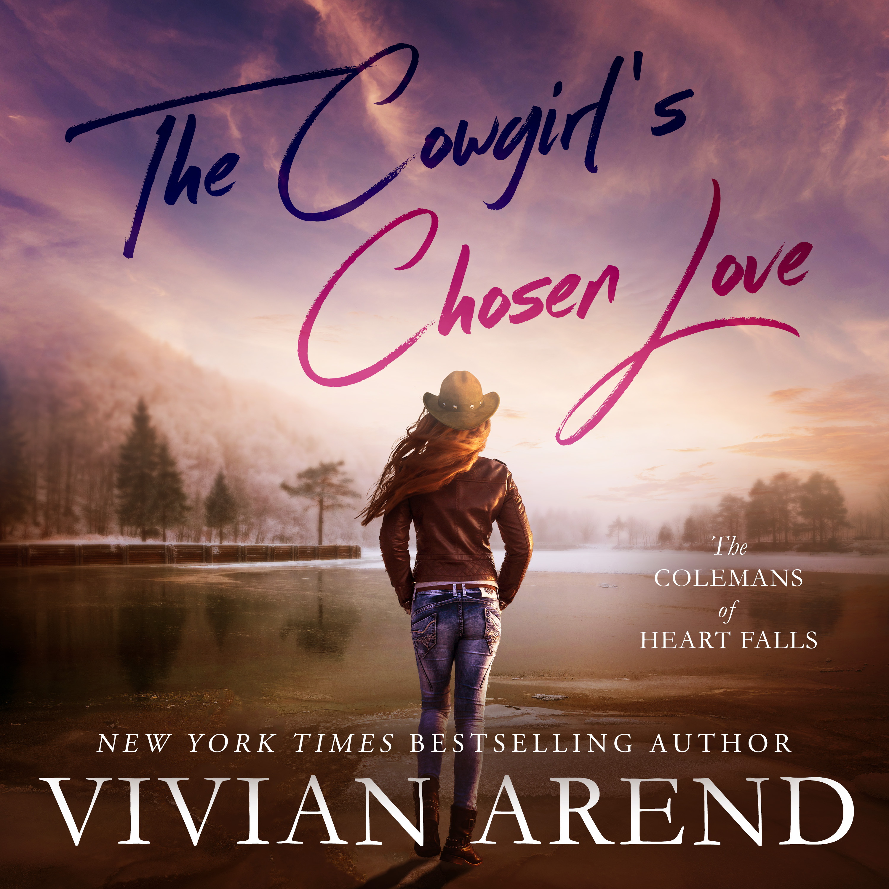 The Cowgirl's Chosen Love audiobook by Vivian Arend