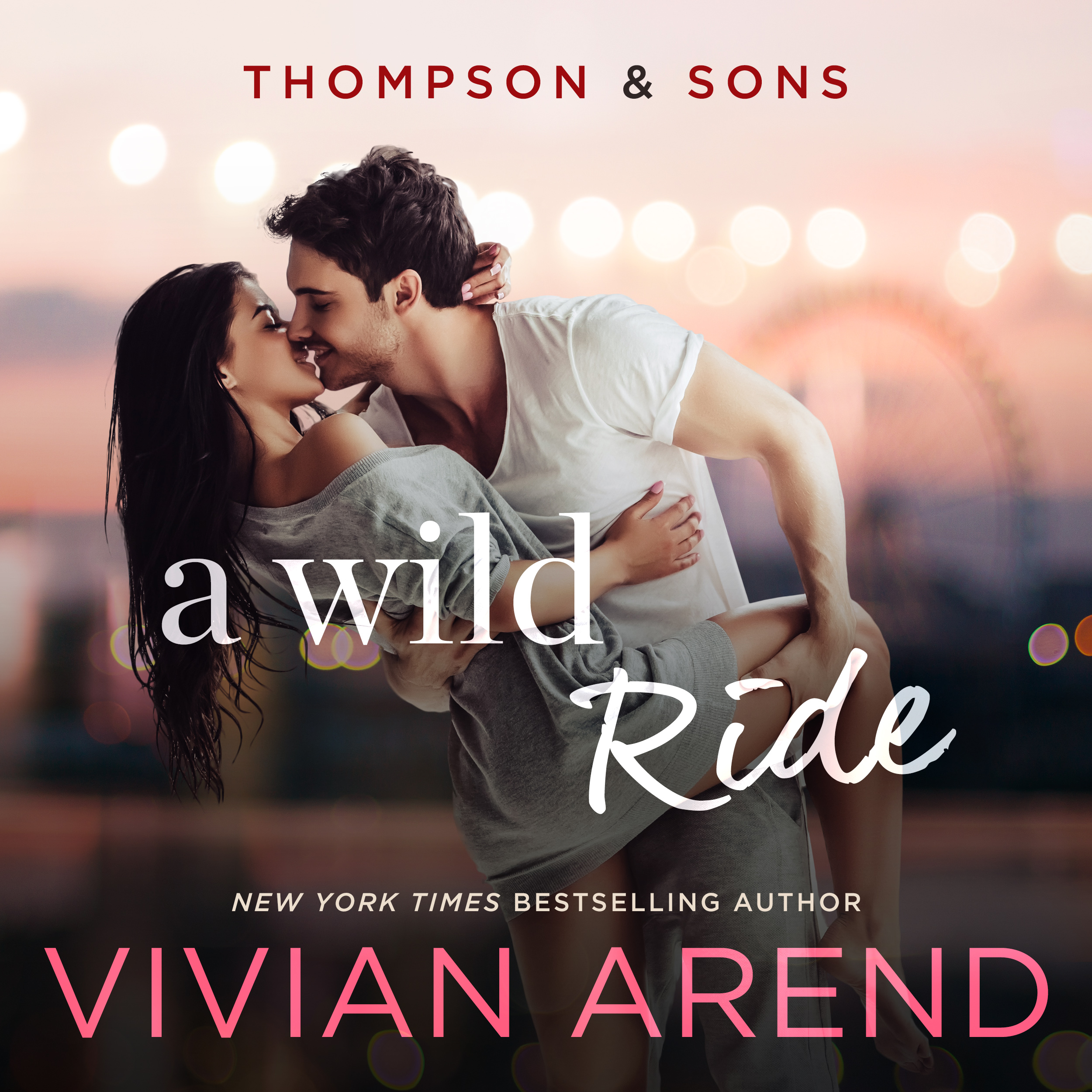 A Wild Ride audiobook by Vivian Arend