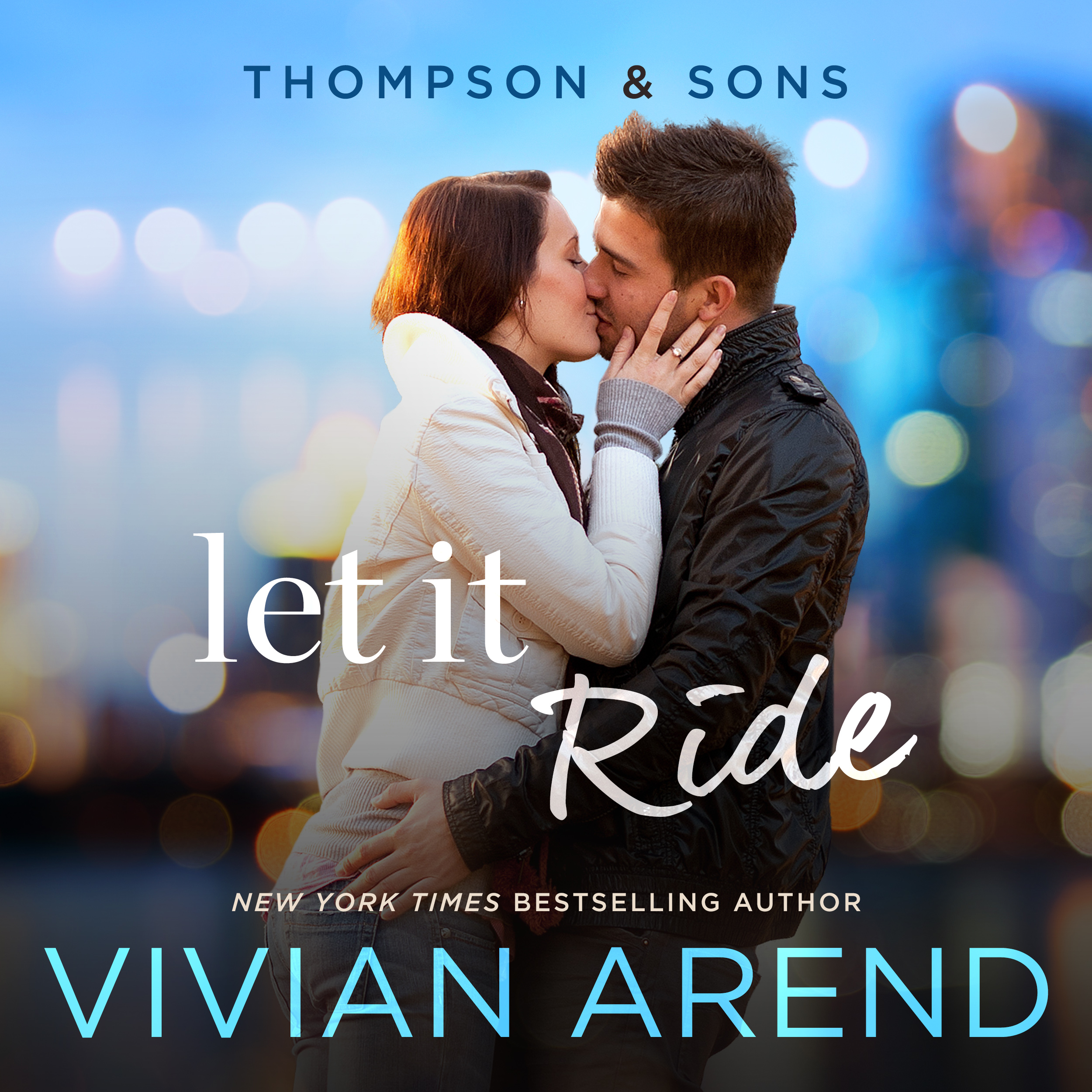Let It Ride audiobook by Vivian Arend