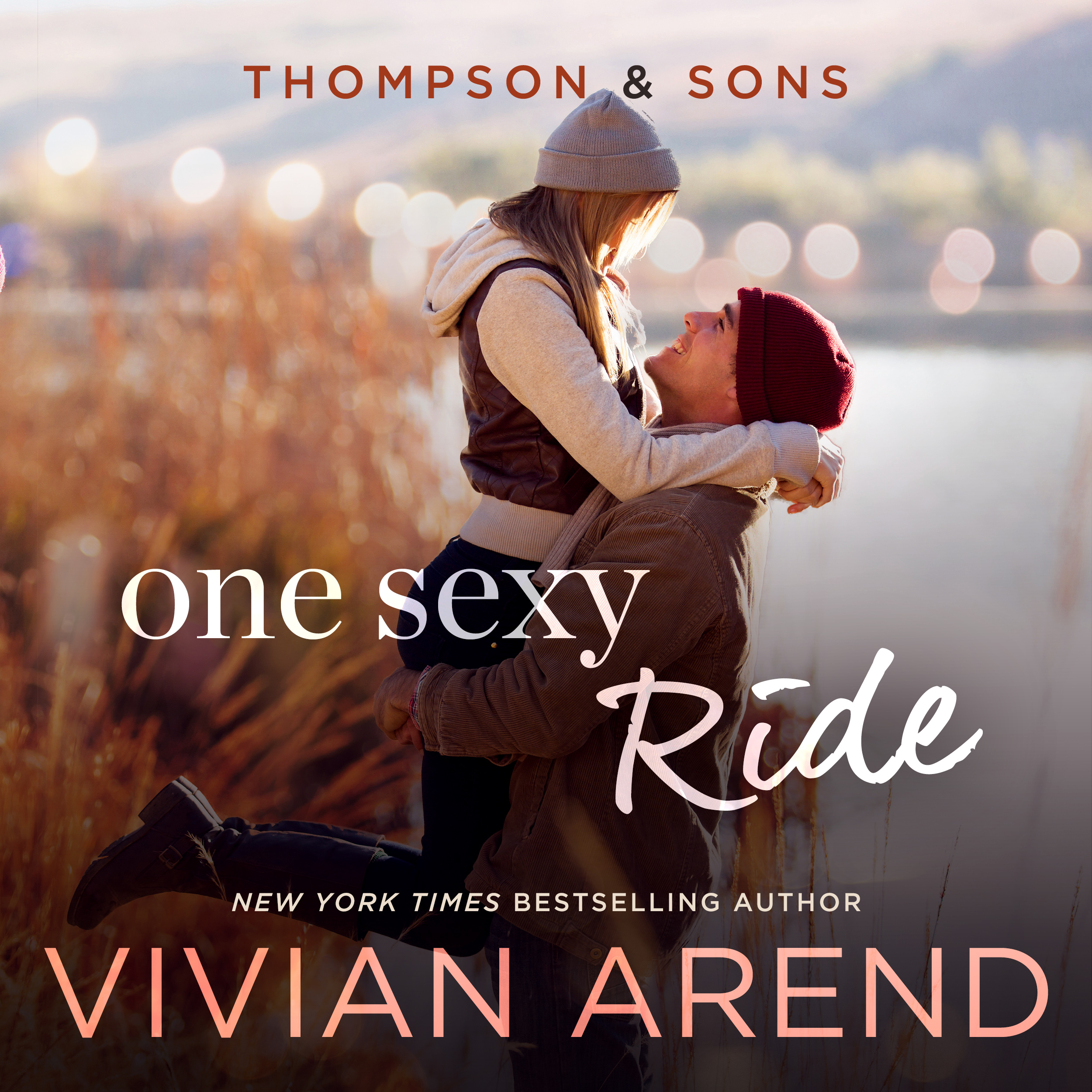 One Sexy Ride audiobook by Vivian Arend