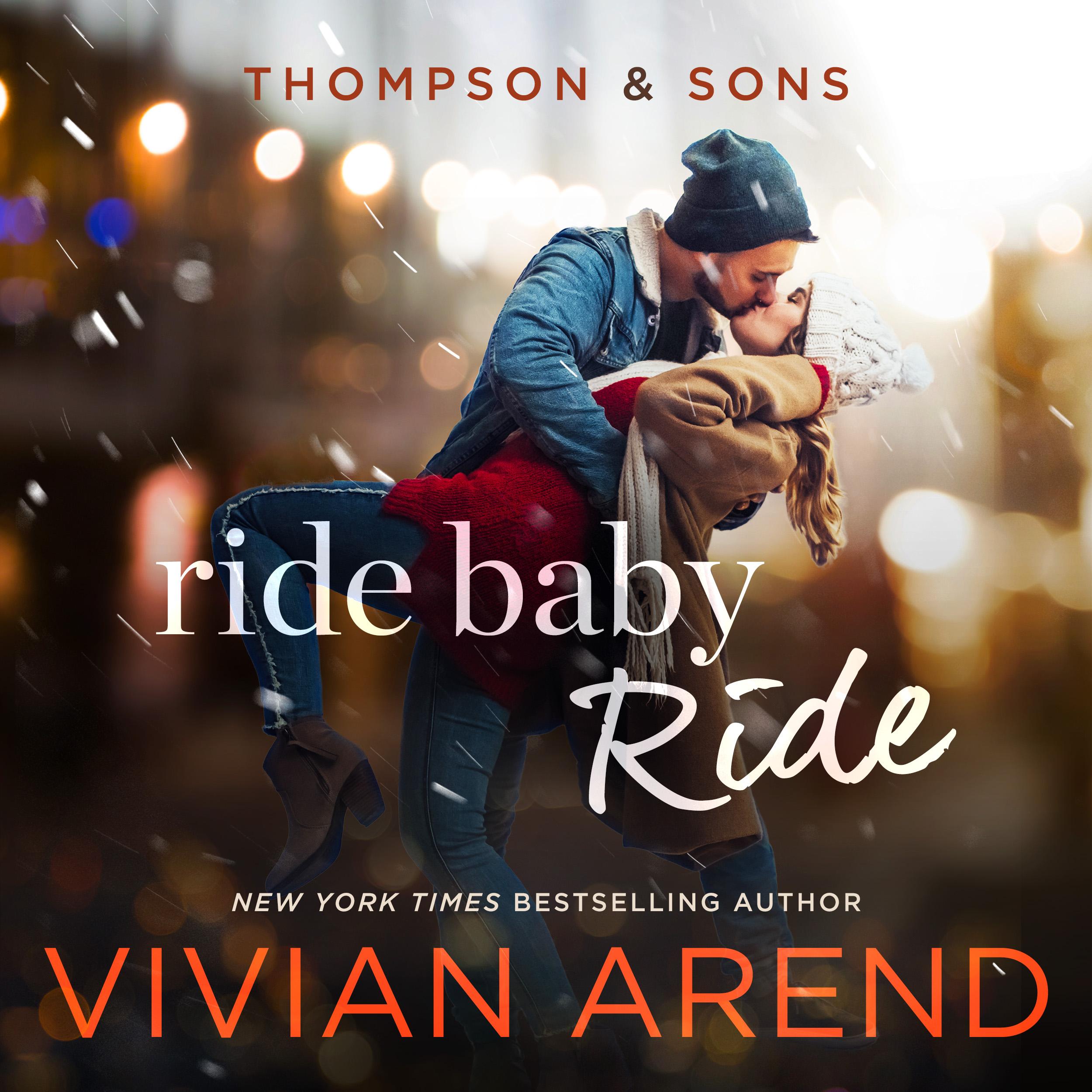 Ride Baby Ride audiobook by Vivian Arend
