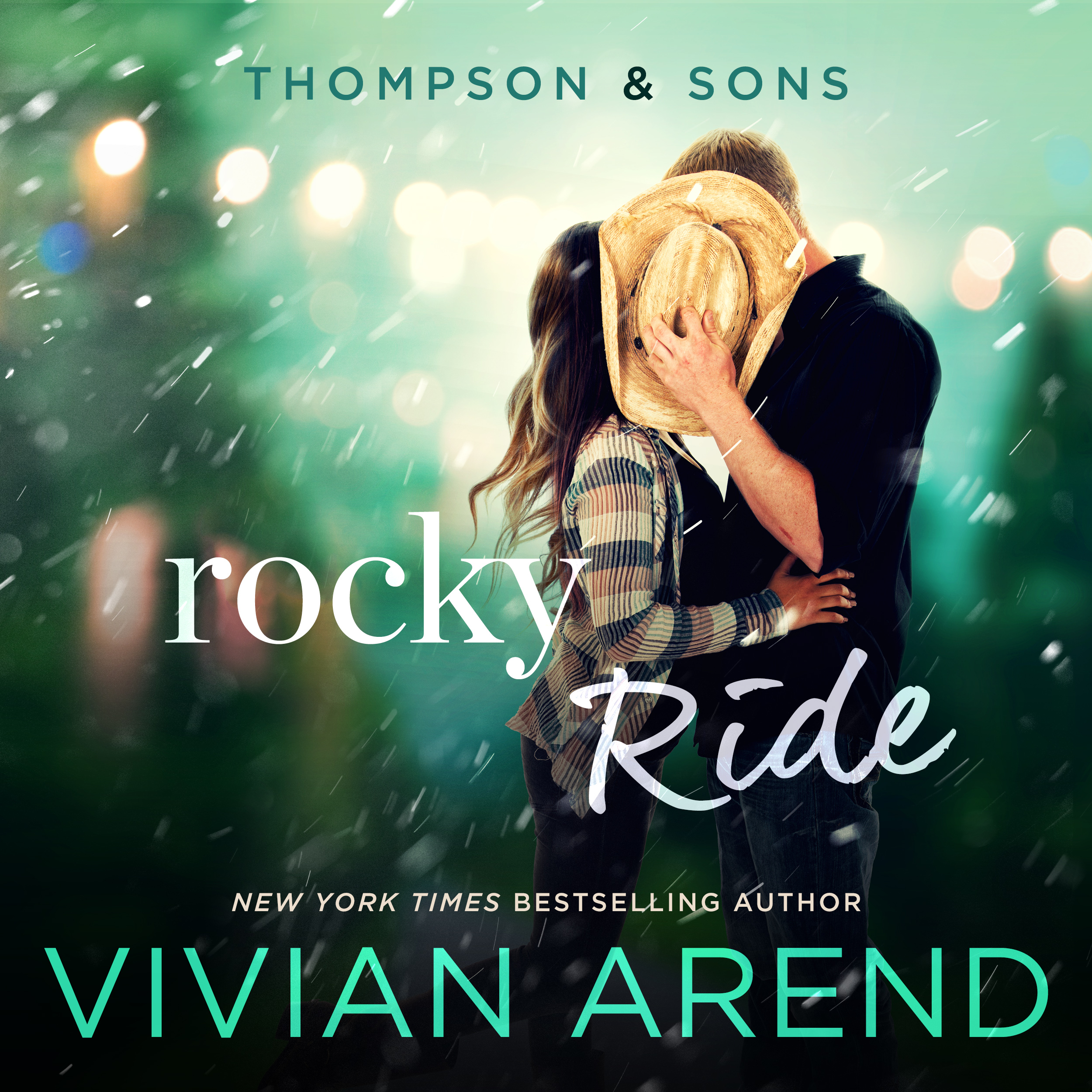 Rocky Ride audiobook by Vivian Arend