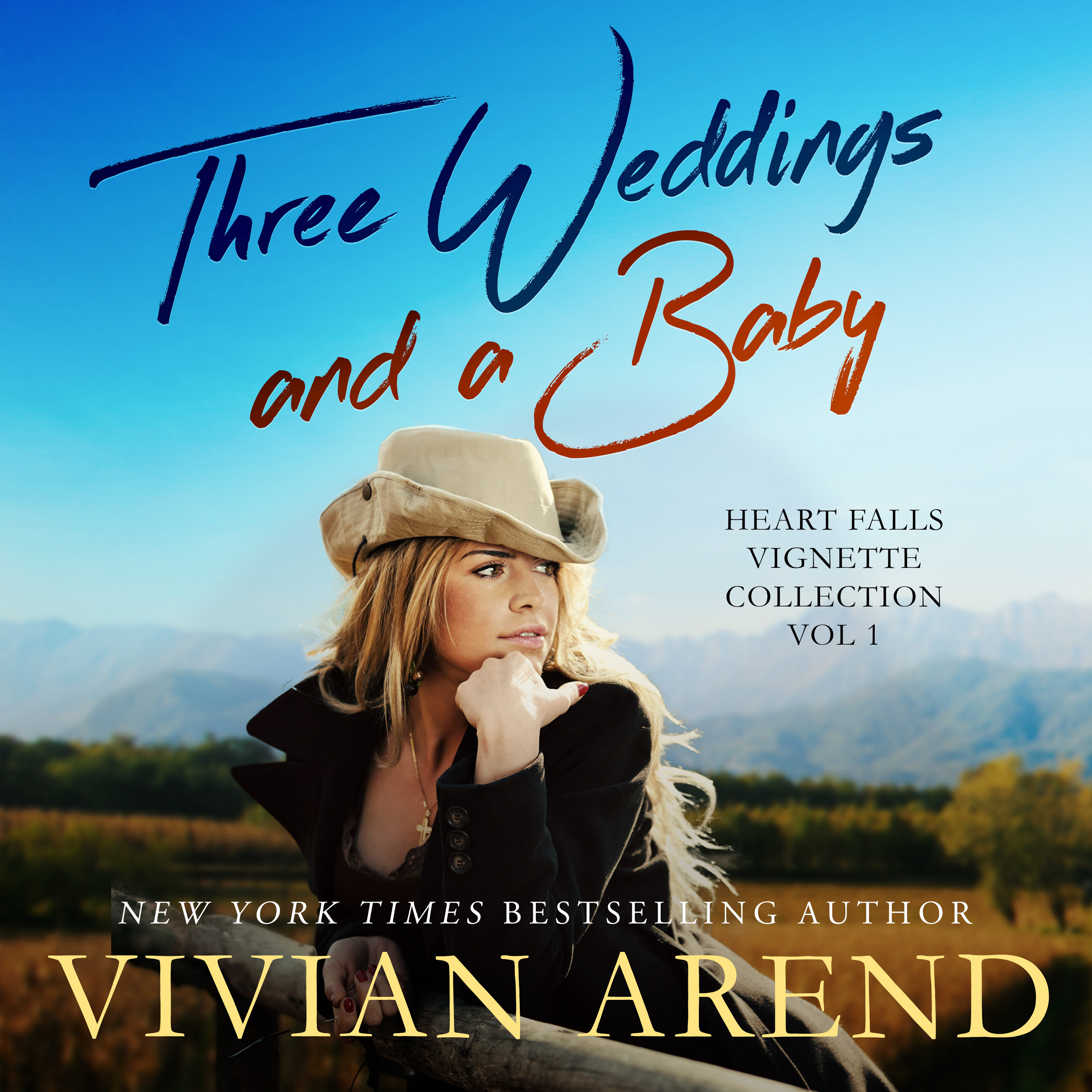 Three Weddings And A Baby audiobook by Vivian Arend