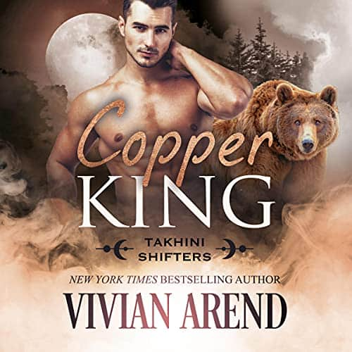 Copper King audiobook by Vivian Arend