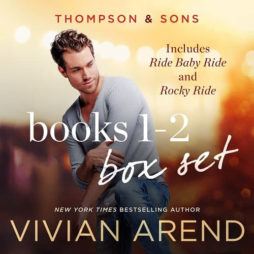 Thompson & Sons Series Vol. 1 audiobook by Vivian Arend
