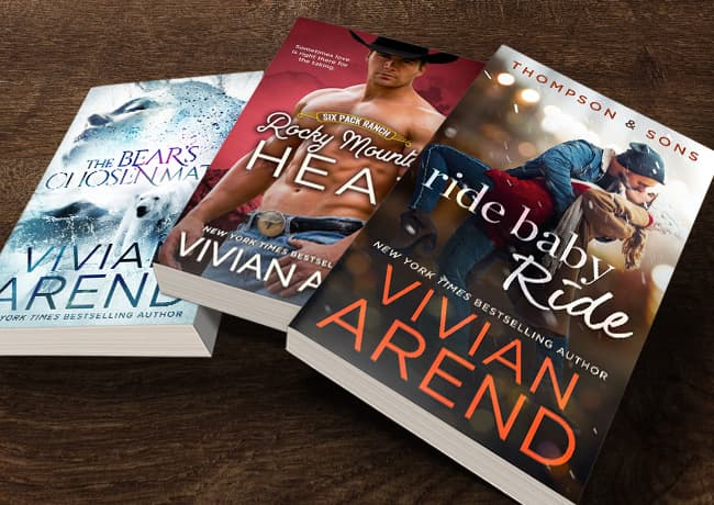 All Books by Vivian Arend