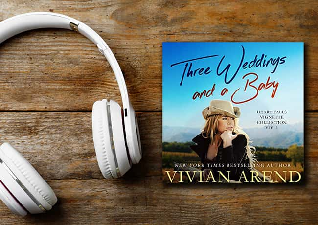 Audiobooks by Vivian Arend