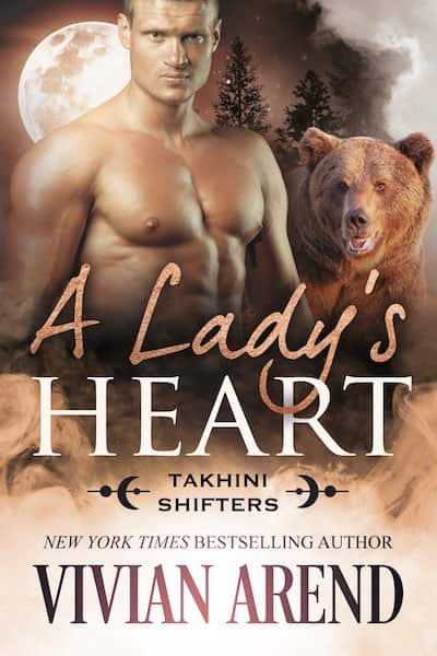 Book cover for A Lady's Heart by Vivian Arend