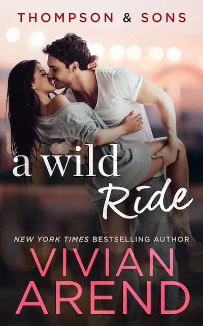 Book cover for A Wild Ride by Vivian Arend