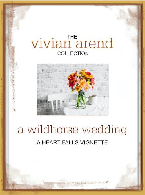 A Wildhorse Wedding Vignette by Vivian Arend
